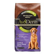 AVODERM Natural® Revolving Menu® Lamb & Sweet Potato Recipe for Dogs