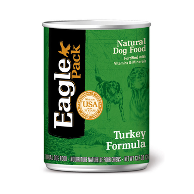 EAGLE PACK® Turkey Formula for Dogs