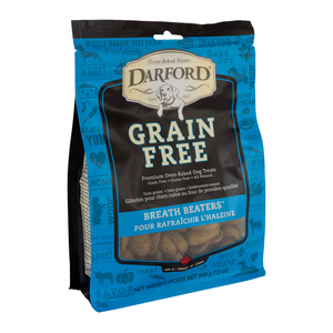 DARFORD® Grain-Free Breath Beaters