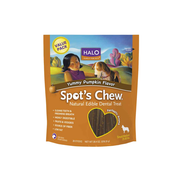 HALO® Spot's Chew® Yummy Pumpkin Flavor Dental Treats for Dogs