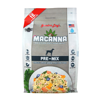 GRANDMA LUCY'S® Macanna™ Pre-Mix Recipe for Dogs