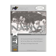 NATIVE® Performance Energy Level 4 - Chicken Meal & Rice Formula for Dogs