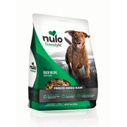 NULO™ Freestyle™ Grain-Free Freeze-Dried Raw Duck Recipe with Pears for Dogs