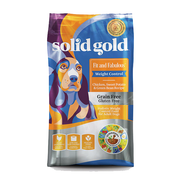 SOLID GOLD® Fit and Fabulous™ Weight Control With Chicken, Sweet Potato & Green Bean Recipe for Dogs