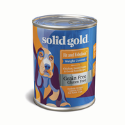SOLID GOLD® Fit and Fabulous™ Weight Control with Chicken, Sweet Potato & Green Beans Recipe for Dogs