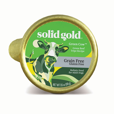 SOLID GOLD® Green Cow® Beef Tripe in Beef Broth Recipe for Dogs