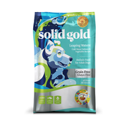 SOLID GOLD® Leaping Waters™ With Cold Water Salmon & Vegetables Recipe for Dogs