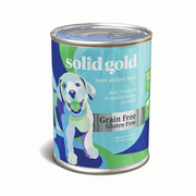 SOLID GOLD® Love At First Bark™ Beef, Potatoes & Apples Recipe in Gravy for Dogs