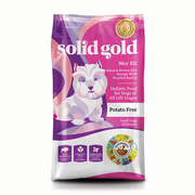 SOLID GOLD® Wee Bit™ Bison & Brown Rice Recipe with Pearled Barley for Dogs