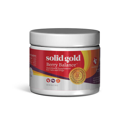 SOLID GOLD® Berry Balance™ Nutritional Supplement for Dogs & Cats
