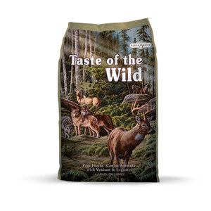 TASTE OF THE WILD® Pine Forest™ Canine Formula with Venison & Legumes