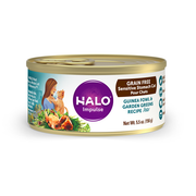 HALO® Grain Free Holistic Guinea Fowl & Garden Greens Sensitive Stomach Recipe for Cats