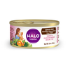 HALO® Grain Free Holistic Rabbit & Garden Greens Sensitive Stomach Recipe for Cats