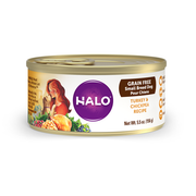 HALO® Grain Free Turkey & Chickpea Recipe for Small Breed Dogs