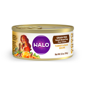 HALO® Grain Free Turkey & Duck Recipe for Small Breed Dogs