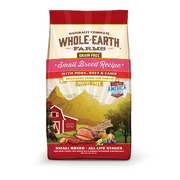 WHOLE EARTH FARMS™ Grain Free Small Breed Recipe with Pork, Beef & Lamb for Dogs