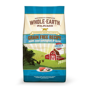WHOLE EARTH FARMS™ Grain Free Recipe with Real Whitefish & Tuna for Cats