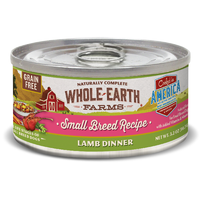WHOLE EARTH FARMS™ Grain Free Small Breed Recipe Lamb Dinner for Dogs