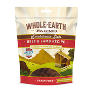 WHOLE EARTH FARMS™ Smokehouse Links Beef & Lamb Recipe for Dogs