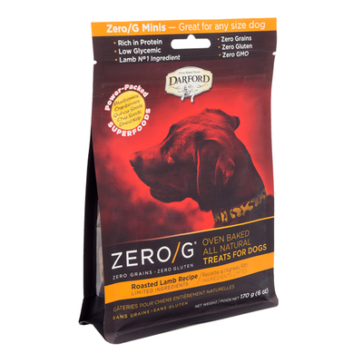 DARFORD® Zero/G™  Oven Baked Roasted Lamb - Minis
