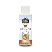 ALASKA NATURALS® Wild Alaskan Salmon Oil for Cats