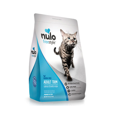 NULO™ Freestyle™ Grain-Free Adult Trim Salmon & Lentils Recipe for Cats