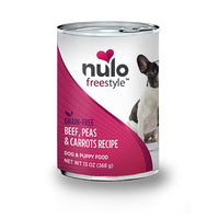 NULO™ Freestyle™ Grain-Free Beef, Peas & Carrots Recipe for Dogs