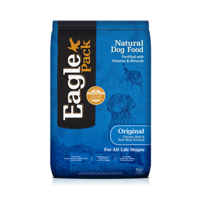 EAGLE PACK® Original Chicken Meal & Pork Meal Formula for Dogs