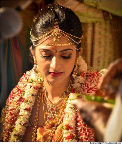 Jewellery Essentials for the South Indian Bride!