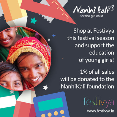 Celebrating the Goddess in every girl child this Navratri!