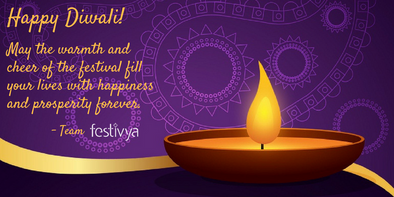 A Happy Diwali From Festivya!