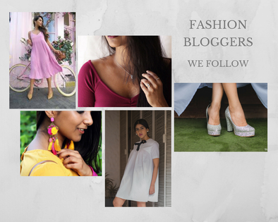 Fashion Bloggers We Love & Follow!