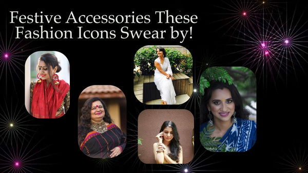 Festive Accessories These Fashion Icons Swear by!