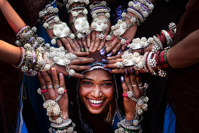 Decoding Tribal Jewellery Trends From India!