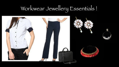 Workwear Jewellery Essentials!