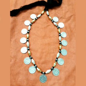 Gini Dholki Necklace