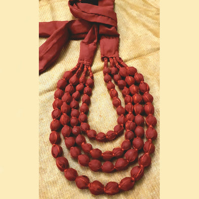 Handloom Necklace