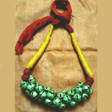 Ghungur Necklace 2