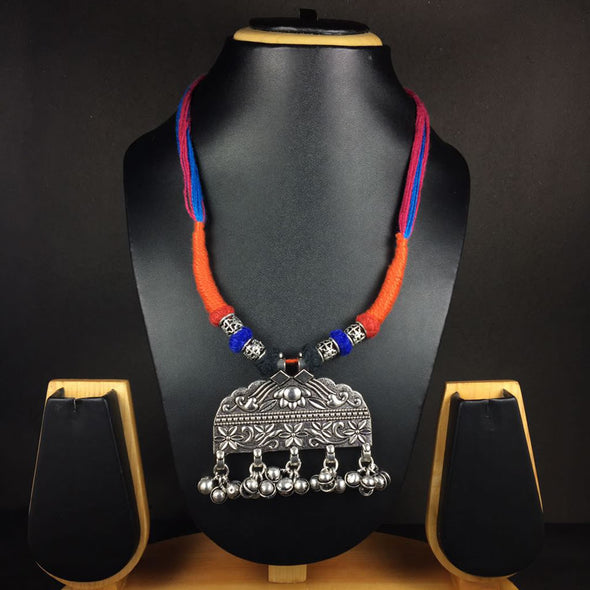 Bani Ghungroo Necklace 3