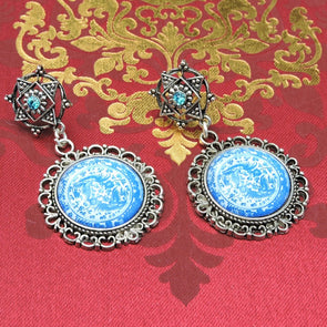 Designer Cabochon Earrings 11