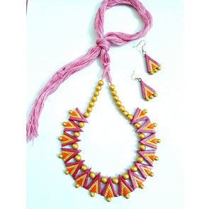 Terracotta Necklace 7