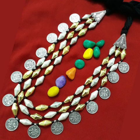 Gini Dholki Necklace 2