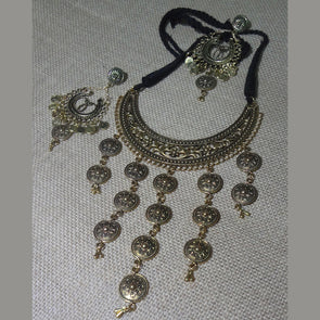 Golden Hasuli Dangler