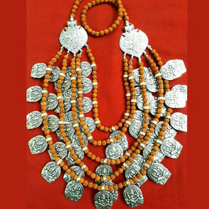 Ganesh Rudraskh Necklace
