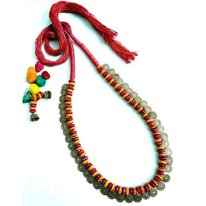 Gini Woodbeads Necklace