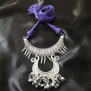 Bohomeian Double Hanging Necklace