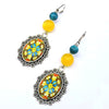 Designer Cabochon Earrings 14