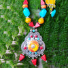 Yuvati - Multicoloured Necklace Set