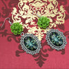 Designer Cabochon Earrings 16