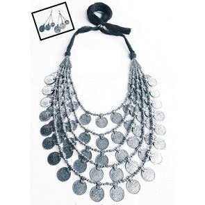 Gini Statement Neckpiece